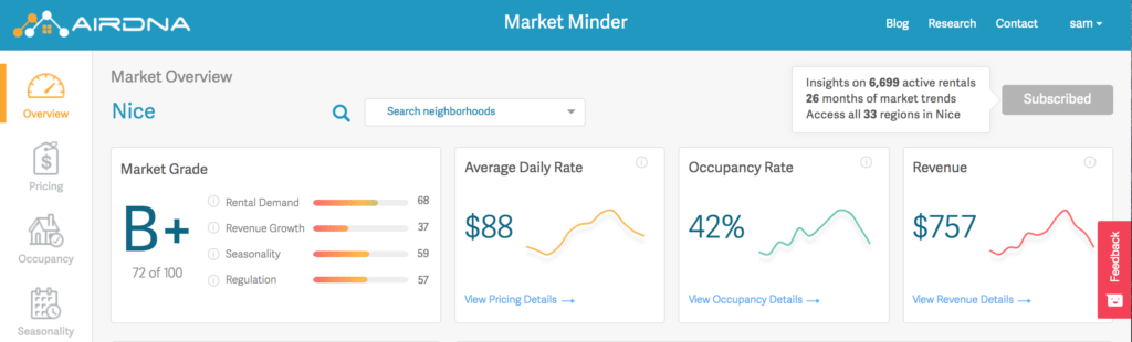 How to Use AirDna For Airbnb Market Research