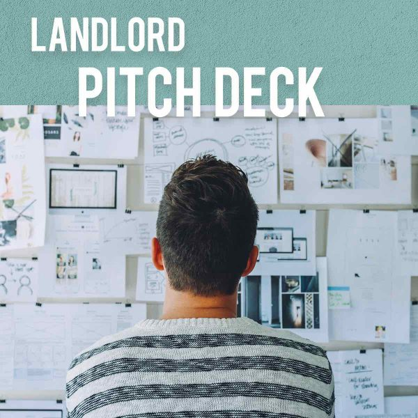 airbnb landlord pitch deck