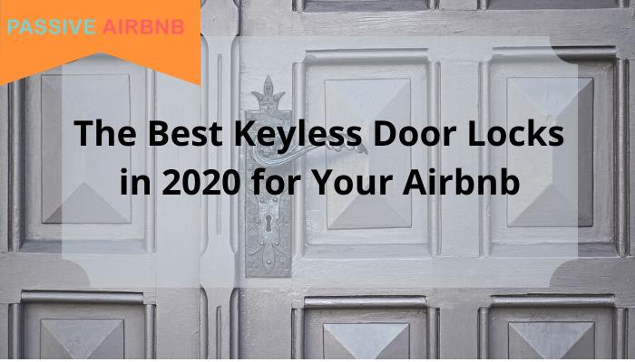Keyless Door Locks 2020
