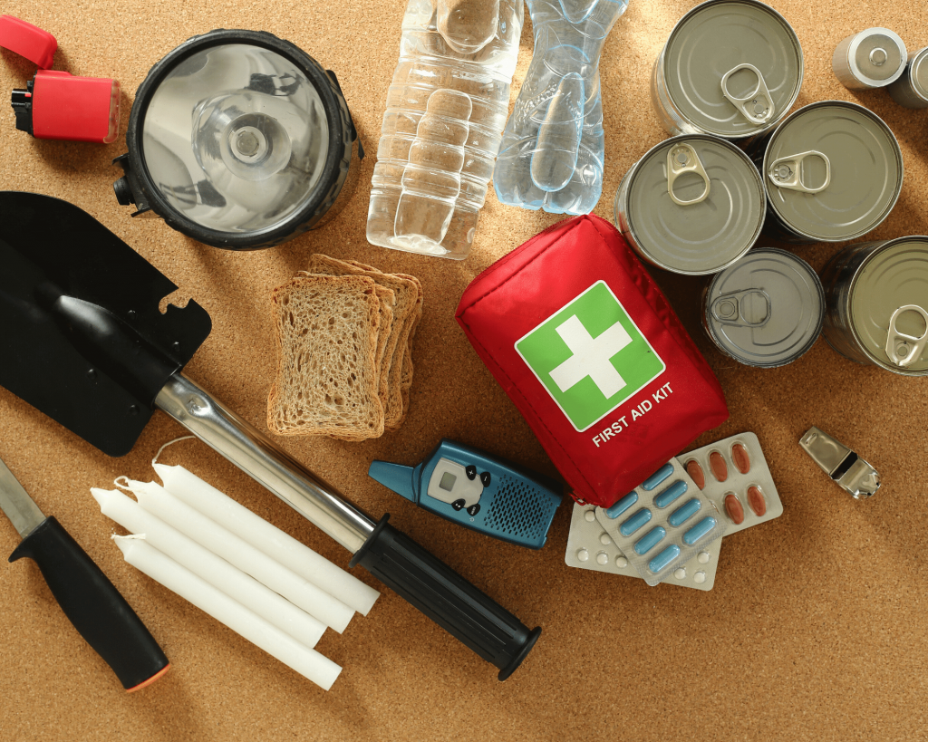Power Outages emergency kit