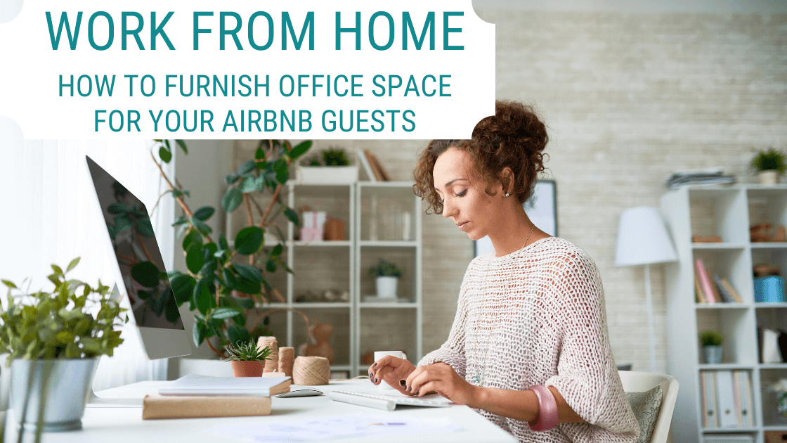 Work from Home - home office furnishings