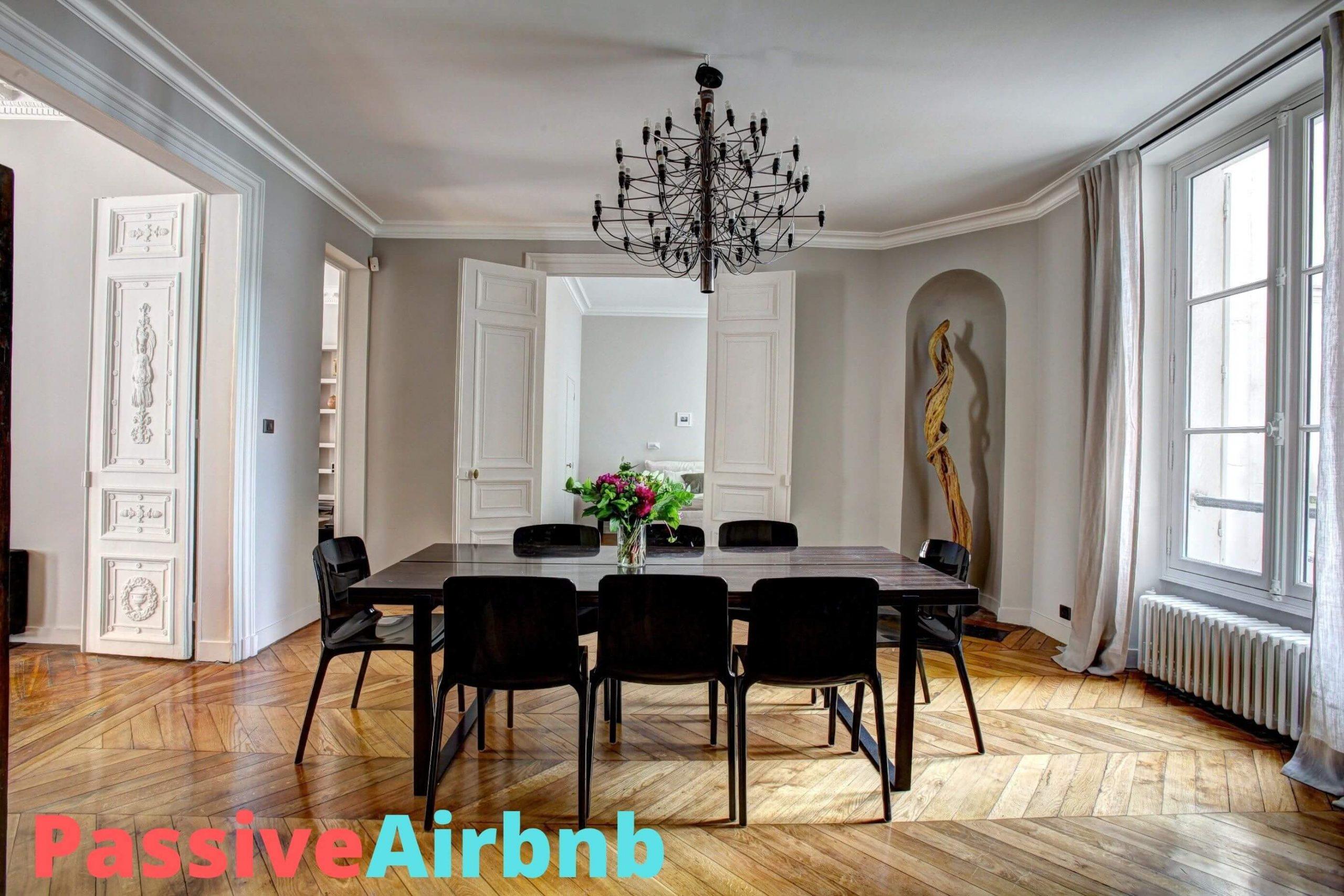 Airbnb interior designer